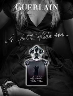 guerlain la petite robe noire реклама