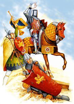Jacopo Cavalli and the Venetian army
