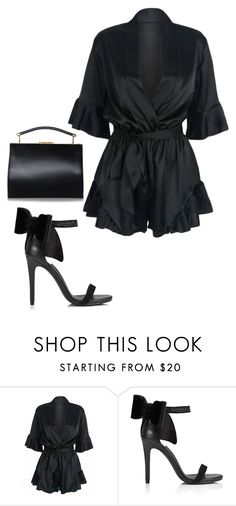 """""""Untitled #5467"""" by browneyegurl ❤ liked on Polyvore featuring Miss Selfridge"""