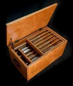 Hand tool chest - by ronstar @ LumberJocks.com ~ woodworking community