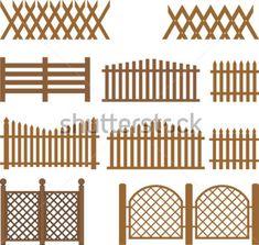 Como hacer una cerca de madera patios decking and house for Barda de madera para jardin