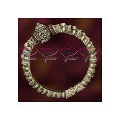 Silver Plated Jewellery Oxidised Finish Kada Open Type Antique Jewellery Width of the main design is 15 mm. Kada is open type. Base metal is bra Gold Plated Bangles, Silver Bangles, Open Type, Oxidized Silver, Ruby Red, Antique Jewelry, Silver Plate, Plating, Perfume