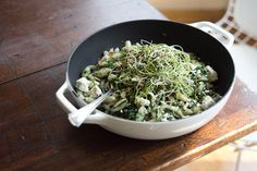 Nettle Pasta Recipe