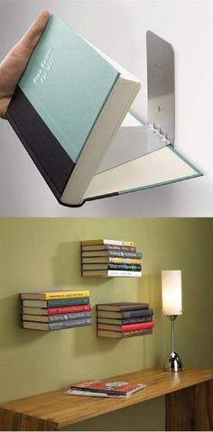 Top 10 Unique DIY Bookshelf Projects