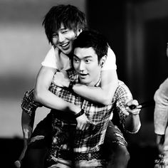 Yesung  &  Siwon