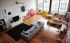 Dream Lofts Design Photo Gallery : theBERRY