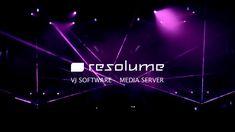 Resolume VJ Software & Media Server - Resolume VJ Software