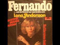 Lena Andersson - Fernando (Und Der Himmel War Zum Greifen Nah) (1976)