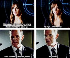 Agents of S.H.I.E.L.D. - Skye and Coulson #2.2 #Season2