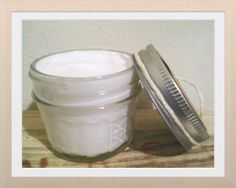 4oz. White Tea & Ginger Chayil Cream $10 at www.chayilcandles.com