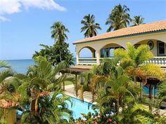 Villa playa marias - Ocean-front beach house in Rincón, Puerto Rico #epotd #prsir #rincon #realestate