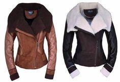 jaqueta de couro pu e camurça forro em pêlo casaco blusa