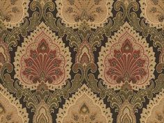 Craftmaster  TANSY-08 - CraftMaster - Hiddenite, NC, TANSY-08,Tapestry,25,S,Up-the-Bolt,Pattern Centered,M2,Craftmaster,Upholstery,