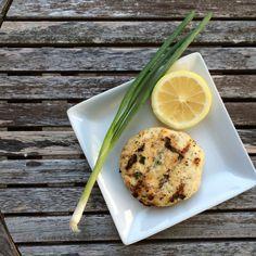Lemon Pepper Chicken Burgers | fastPaleo Primal and Paleo Diet Recipes
