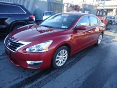 Salvage 2013 NISSAN ALTIMA S FOR SALE   THIS IS A SALVAGE REPAIRABLE CAR WITH LEFT SIDE COLLISION DAMAGE.THIS VEHICLE RUNS , DRIVES AND ALSO HAS NAVIGATION SYSTEM. For more information and immediate assistance, please call +1-718-991-8888