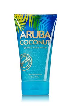 Aruba Coconut Glowing Body Scrub - Signature Collection - Bath & Body Works