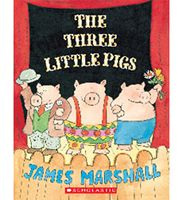 Three Little Pigs Reader's Theater