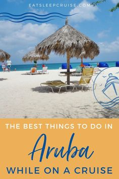 The Best Things to Do in Aruba on a Cruise in 2021! Aruba is a Southern Caribbean island that is ideal for guests who want a tropical beach vibe. Here are the best things to do in Aruba on a cruise! From outdoor four-wheeling adventures to the best island tours and popular crystal clear beaches perfect for lounging or water activities. Aruba is the perfect tropical beach trip for families with little kids or for a romantic couples paradise getaway. You must consider a cruise to Aruba this year!