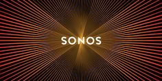 Sonos – the new logo and visual identity