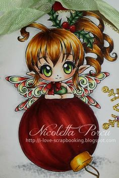 Lovely Bauble Fairy!