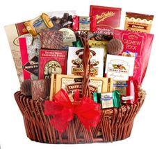 Wine.com Chocolate Indulgence Gift Basket - http://www.yourgourmetgifts.com/wine-com-chocolate-indulgence-gift-basket/