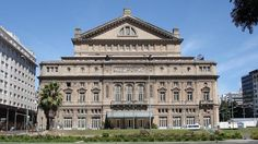 O Teatro Colón é uma casa de ópera na cidade de Buenos Aires. Por seu tamanho, acoustically e trajetória, é considerado um dos cinco melhores mundo. De acordo com uma pesquisa pelo perito acústica Leo Beranek diretores internacionais proeminentes da ópera e orquestra, o Teatro Colón tem o quarto lugar com a melhor acústica y o terceiro melhor do mundo da ópera e concerto. Turismo Buenos Aires