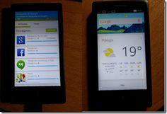 Nokia X running Gapps