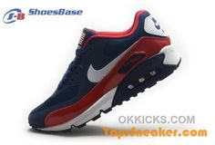 http://www.okkicks.com/inexpensive-mens-nike-air-max-90-hyperfuse-navy-red-white-running-shoes-discount-k4y5zr.html INEXPENSIVE MENS NIKE AIR MAX 90 HYPERFUSE NAVY RED WHITE RUNNING SHOES DISCOUNT K4Y5ZR Only $57.32 , Free Shipping!