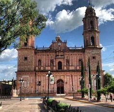 Templo de La Virgen de los Dolores  TEOCALTICHE Jalisco