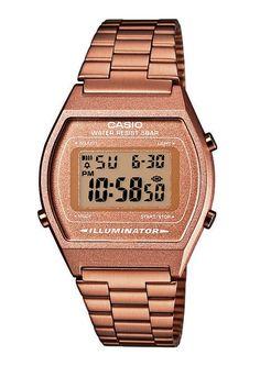 8feb8c7cb0a Casio Collection Chronograph »B640WC-5AEF«