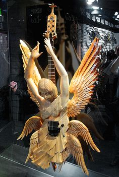 Angel Guitar by ESP Custom Shop Guitars