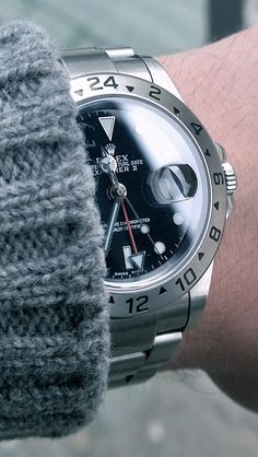Rolex Explorer 2 Ref 16570