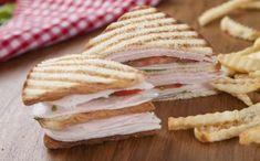 Recetario Sandwiches, Bread, Food, Gastronomia, Health Recipes, Deserts, Congas, Sweet Sour Chicken, Stone