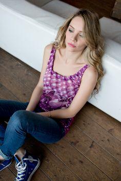 Victoria Larchenko for Rum Jungle, SS13.