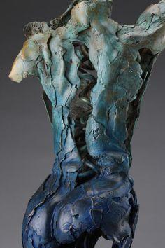 Sculpture- escultura Angel Ramiel , 2012 #sculptureart