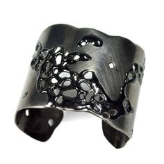 Cut Out Cuff, $125, now featured on Fab.