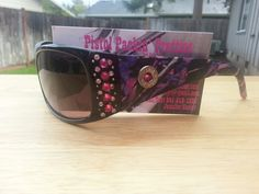 Muddy Girl Camo with .357 completed in Fuchsia