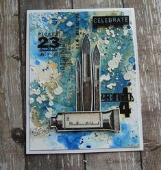 Kath's Blog......diary of the everyday life of a crafter: Celebrating A Happy Day
