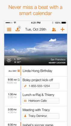 Tempo Revamps Its iOS Smart Calendar App with A Modernized UI and iOS 7 Polish  Tempo AI revamps its iOS calendar app with a load of new features and enhancements, including a modernized user.......  Read more at: http://www.topapps.net/apple-ios/tempo-revamps-its-ios-smart-calendar-app-with-a-modernized-ui-and-ios-7-polish.html/