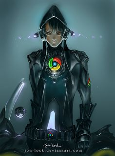 Chrome by Jon-Lock on deviantART