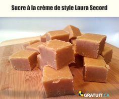 Sucre à la crème de style Laura Secord