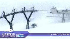 Sportgastein hlási 100cm čerstvého snehu, vaše foto na Instagrame