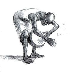 Alou Oakland | Drumming man over Djembe | Blog: Hugging Life: ALOU! Check www.artistsshowcaseint.com