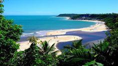 Praia do Espelho  Trancoso . Bahia . Brazil