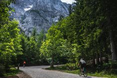 What a final day of Julian Alps. The ride started with the Vršič Pass as we climbed in the shadows of the rock walls. Julian Alps, Meeting New People, Mount Rainier, The Rock, Shadows, Climbing, The Good Place, Cycling, This Is Us