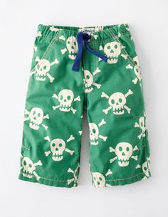 I've+spotted+this+@BodenClothing+Board+Shorts+Tennis+Green+Skulls