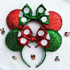 d34d5f0c9afc Now Is The Time to Deck The Halls and Buy Your Holiday Mickey Ears