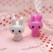 Cheap place to buy Baby Bunnies Cabochon and other cute cabochons <3