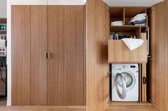 33 m² flat,© Polina Poludkina
