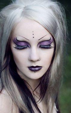 Maquillage Pour Noel Cheveux Beaut Tendances